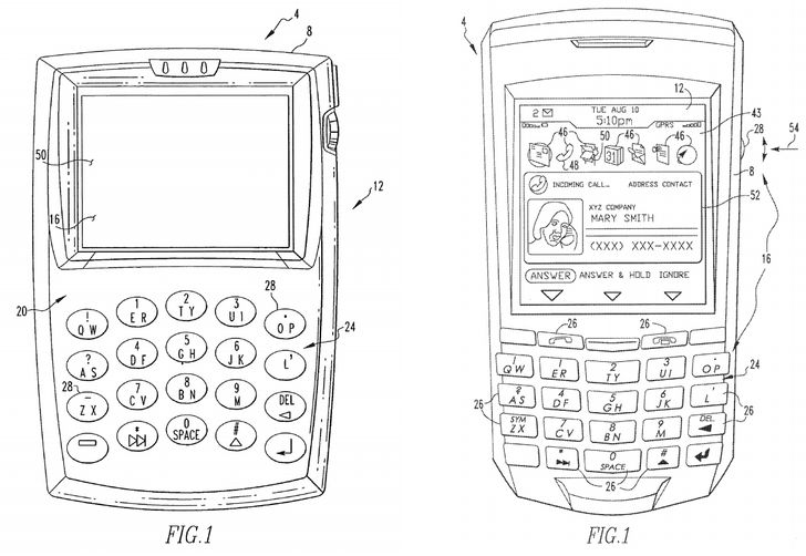 BlackBerry files two patent infringement lawsuits against BLU