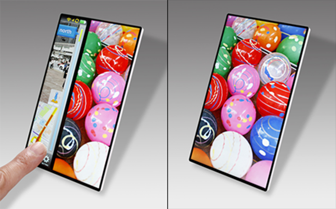 JDI's new LCD panel has razor-thin bezels on all sides (including the top and bottom)