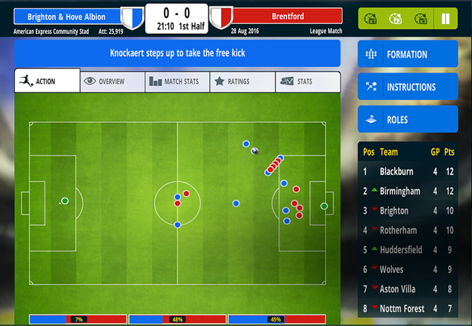 Championship Manager 17 returns for another free-to-play go around the soccer field