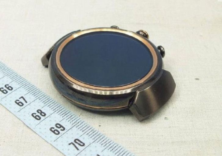 Asus ZenWatch 3 images leak from Chinese regulator