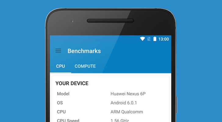 Geekbench 4 now available on Android for all your benchmarking needs
