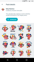 google-allo-sticker-packs-baby-rakshas