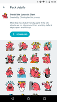 google-allo-sticker-packs-gerald-jurrasic
