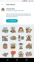 google-allo-sticker-packs-lethargic-bliss
