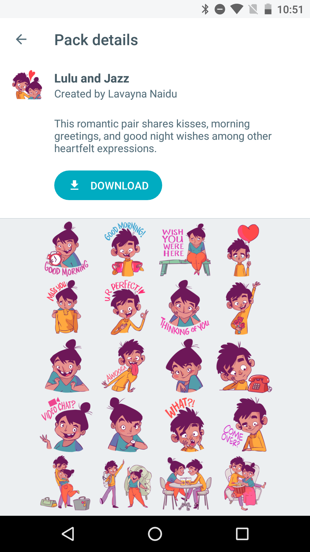 google-allo-sticker-packs-lulu-jazz