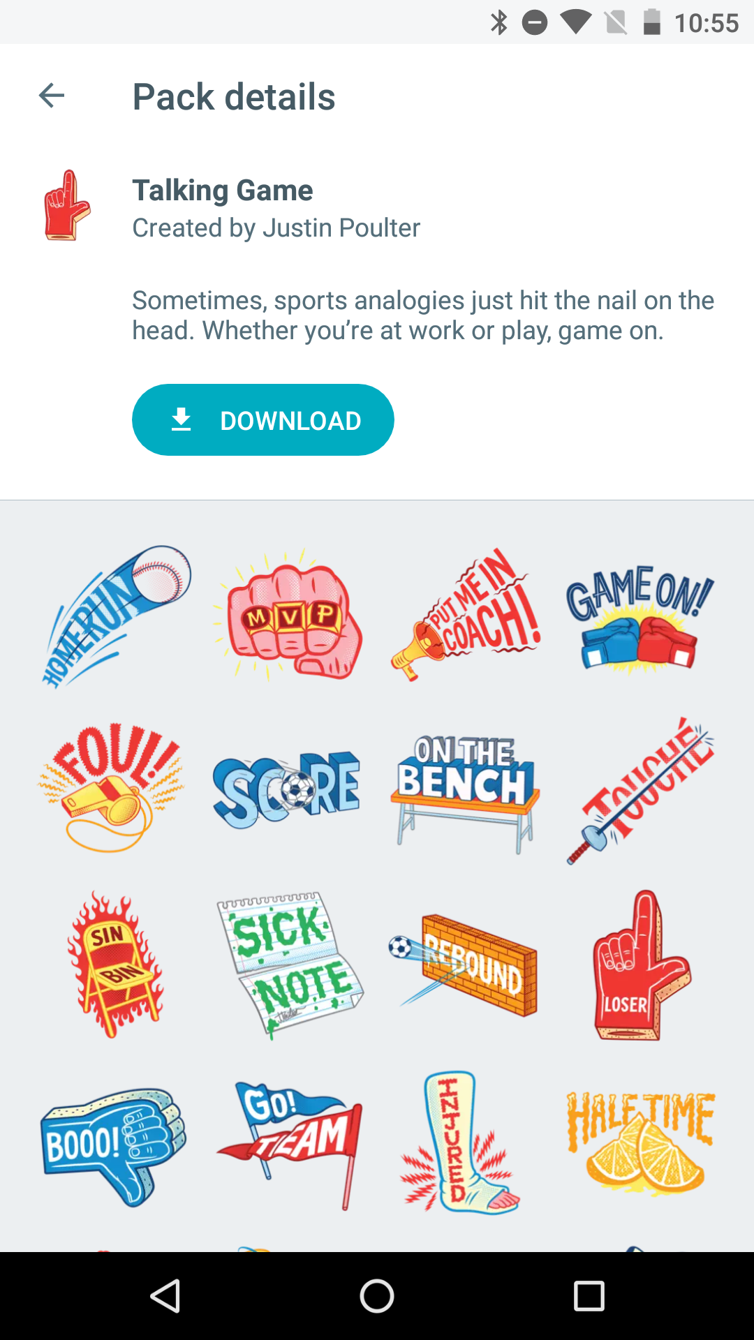 google-allo-sticker-packs-talking-game