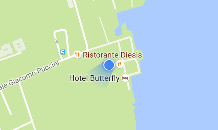 Google Maps tests new location indicator, shows Edits tab to check the status of your suggested changes