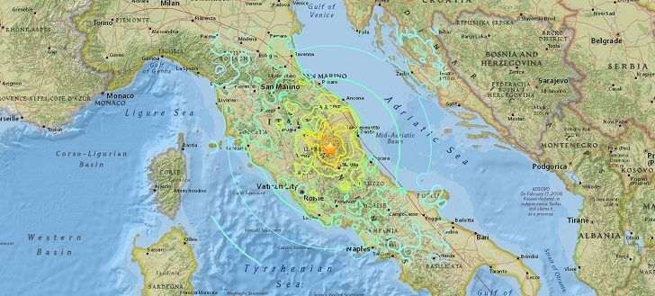 AT&T, T-Mobile, and Verizon waive fees following earthquake in Italy