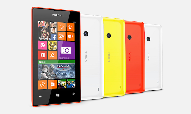 CyanogenMod 13 hacked to work on Lumia 520 and 525