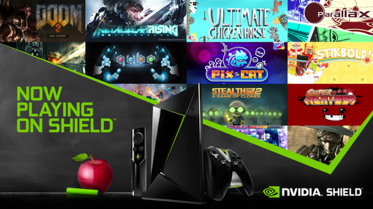 [Deal Alert] Up to 66% off many NVIDIA SHIELD titles like MGR: Revengeance and the new Q*Bert Rebooted