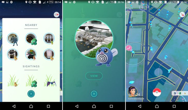 New Pokémon GO tracking test has rolled out to some players