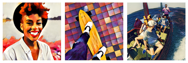 Prisma should soon work offline by processing images on your device