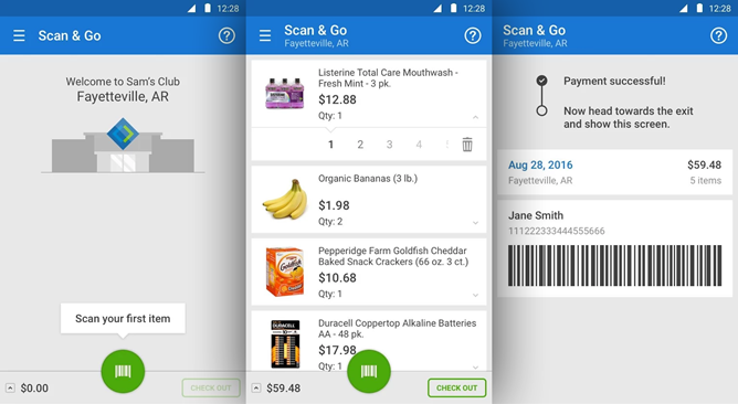 Sam's Club Scan & Go is the perfect app for shoppers who hate checkout lines [Update: Nationwide]