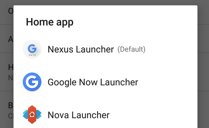 The Nexus Launcher will probably not be an update to Google Now Launcher, but a standalone app