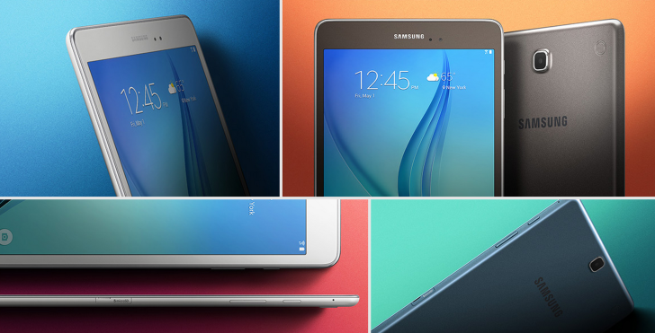 """Barnes & Noble introduces yet another Samsung NOOK: the 7"""" Galaxy Tab A"""