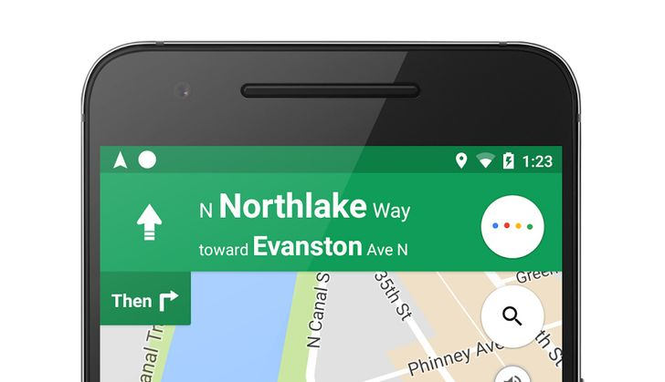 Google is rolling out a ton of new navigation voice commands