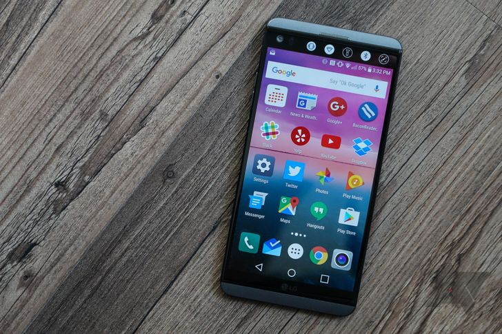 LG V20: First impressions and thoughts