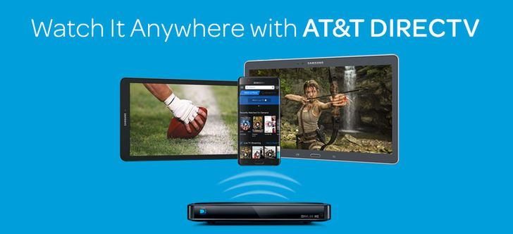[Update: DirecTV apps updated] AT&T now lets you stream DirecTV channels anywhere without using your monthly data