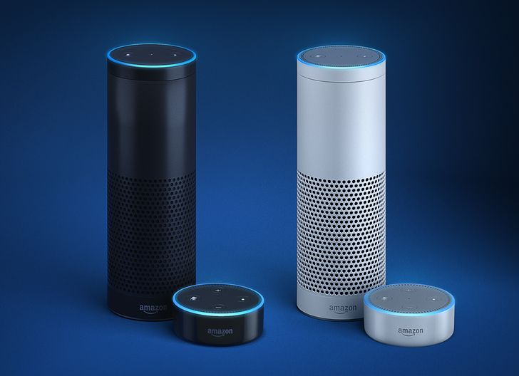 Amazon bringing Echo to the UK and Germany this fall, white model coming to the US