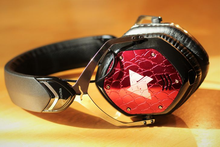 V-Moda Crossfade Wireless review: Shield your ears with awesome looks and sound