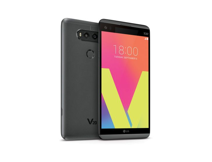 LG V20 set to release on October 28th for T-Mobile