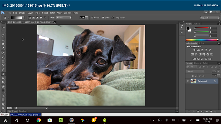 CrossOver Preview runs Windows apps on Android and Chromebooks, even Photoshop