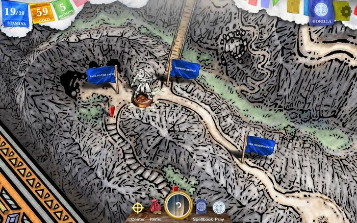 Sorcery! 4: The Crown of Kings concludes the game-book series with numerous possible endings