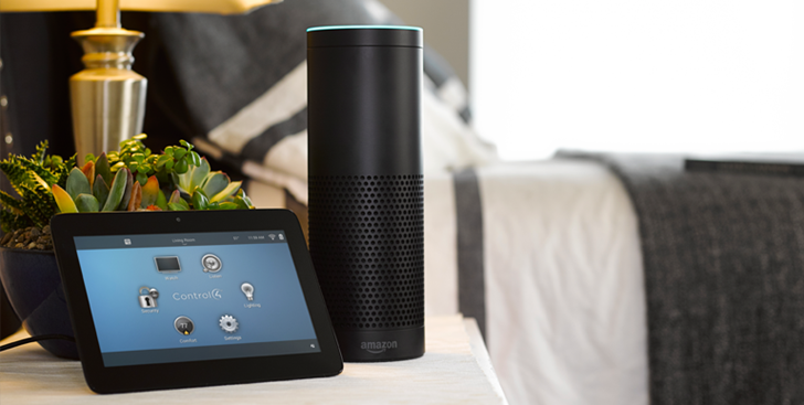 Alexa now supports scenes for Smart Home Skills