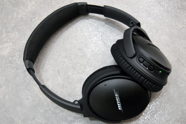 Bose QuietComfort 35 review: Superb quiet and comfort come with a high price and some compromise