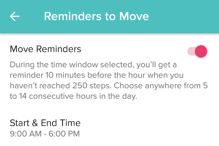 Fitbit starts vibrating to remind you to move and allowing third-party notifications on its trackers