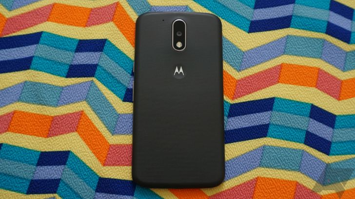 [Update: More devices] Motorola posts factory image for Moto G4, removes all the other ones