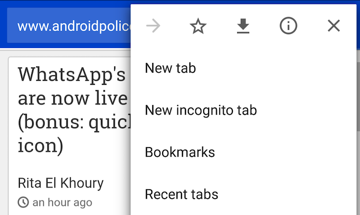 Chrome is getting better at saving data, even on videos, downloading pages for offline, and suggesting personalized content