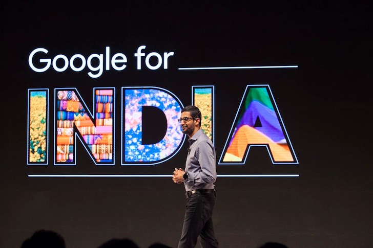 Google bets big on localized products in India with $10 billion investment