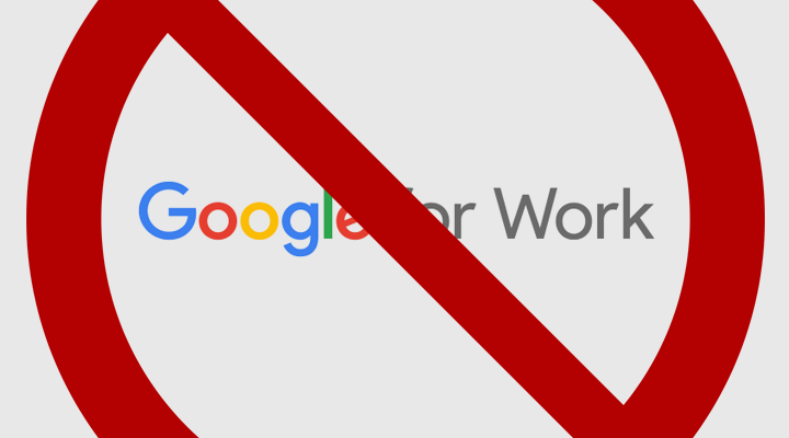 Google is rebranding 'Google for Work' to 'Google Cloud,' for some reason