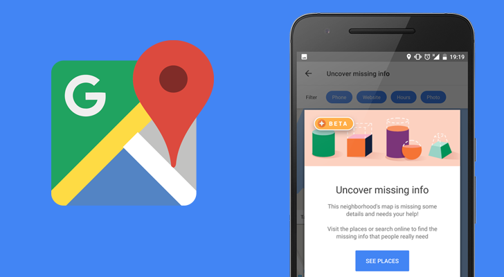 New mapmaker feature available for Local Guides in Google Maps