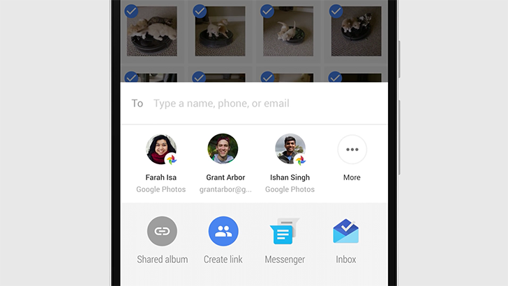Google Photos rolling out faster photo sharing and 'Movie Concepts' [APK Download]