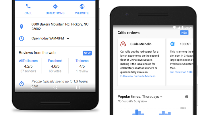 Google now allows any site to contribute reviews to Google Search