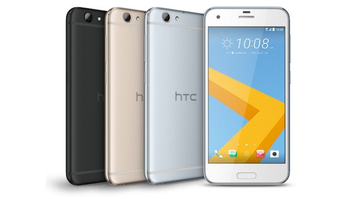 HTC One A9s is official with more iPhone similarities and worse specs than the A9
