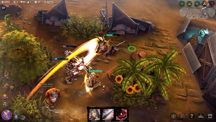 Super Evil Megacorp releases a beta version of Vainglory for Vulkan-enabled devices
