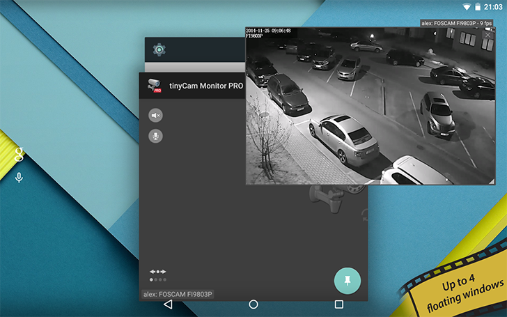 tinyCam Monitor 7.0 released, Pro version is 50% off to celebrate