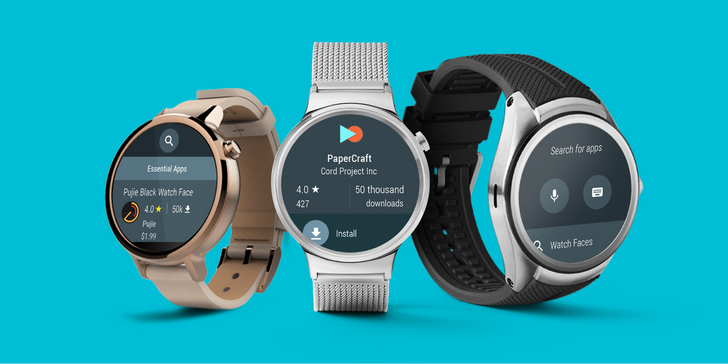 Android Wear 2.0 dev preview 3 images are ready to download