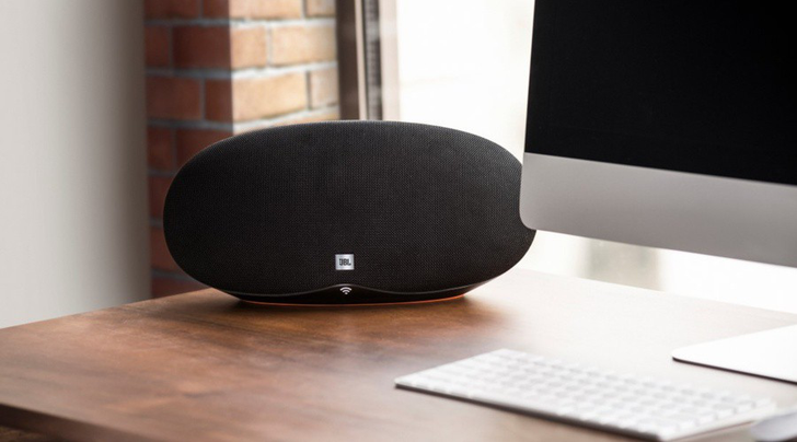 The JBL Playlist is the company's first Google Cast-enabled speaker