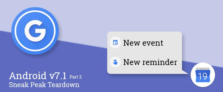 Pixel Launcher and Android 7.1 Sneak Peek Part 2: The return of Launcher Shortcuts [APK Teardown]