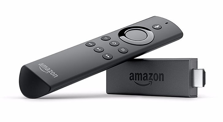 New Amazon Fire TV Stick with Alexa Voice Remote Streaming 2nd Gen Ships ASAP