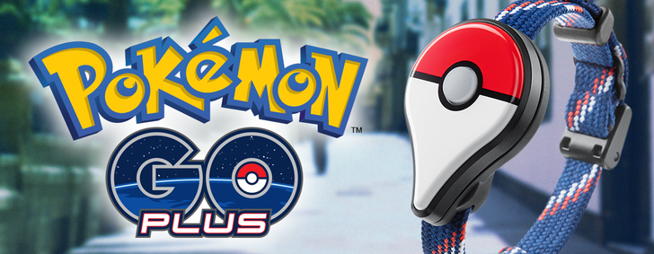 Pokémon GO Plus companion accessory to be available September 16 in most countries