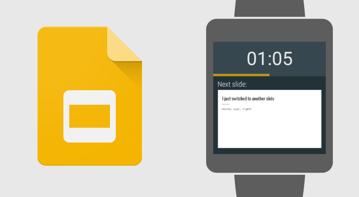 Google Slides now supports using Android Wear to control presentations [APK Download]