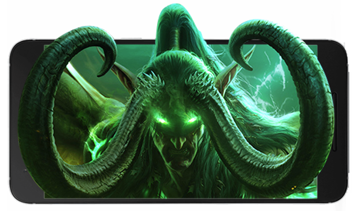 World of Warcraft: Legion's official companion app is up on the Play Store