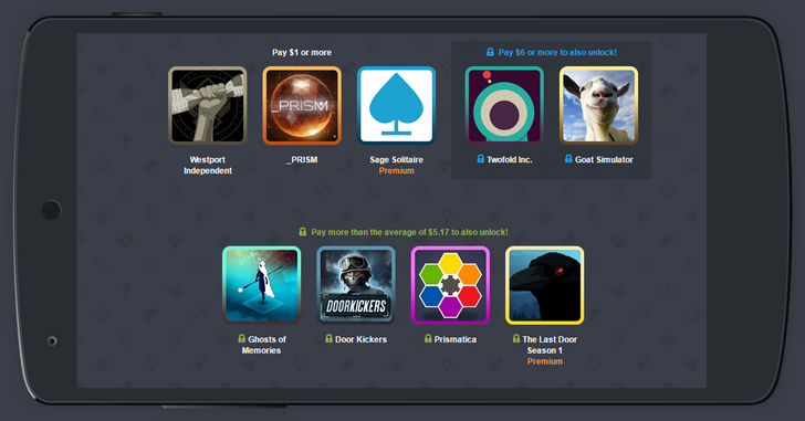 [Update: Winners] Humble Mobile Bundle 21 adds The Last Door and Prismatica—plus, we've got 10 free codes to give away