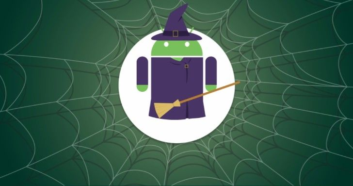 Google celebrates Halloween with ghosts, ghouls, witches, pumpkins, and more in Android Pay