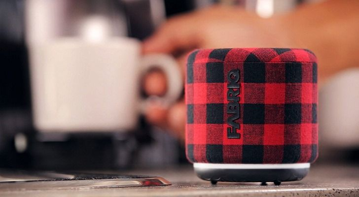 FABRIQ, an Amazon Alexa-enabled wireless speaker, goes on sale for just $50